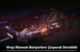 Ereğli'de Kaza