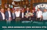 GMİS MTA ŞUBE YÖNETİMİ'NDEN GMİS YÖNETİM KURULU'NA TEŞEKKÜR ZİYARETİ