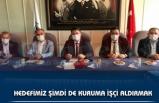 GMİSBaşkanlar Kurulu Toplantısı Gerçekleştirildi