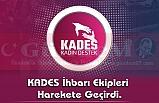 KADES İhbarı Ekipleri Harekete Geçirdi.