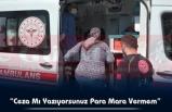 Karantina İhlali Yapan Kadın Belediye Girişinde Yakalandı