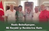 Kozlu Belediyespor,Ali Koçaklı'yı Renklerine Kattı