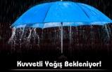 Kuvvetli Yağış Bekleniyor!