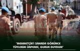 Mehmetçik, Yaraların Sarılması İçin Sel Bölgesinde