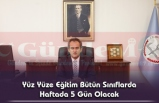 Milli Eğitim Bakanı Mahmut Özer Açıkladı!