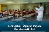 Yeni Eğitim-Öğretim Dönemi Hazırlıkları Başladı