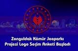 Zonguldak Kömür Jeoparkı  Projesi Logo Seçim Anketi Başladı