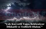 Zonguldak Valiliği Uyardı!