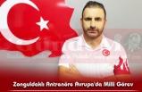 Zonguldaklı Antrenöre Avrupa'da Milli Görev