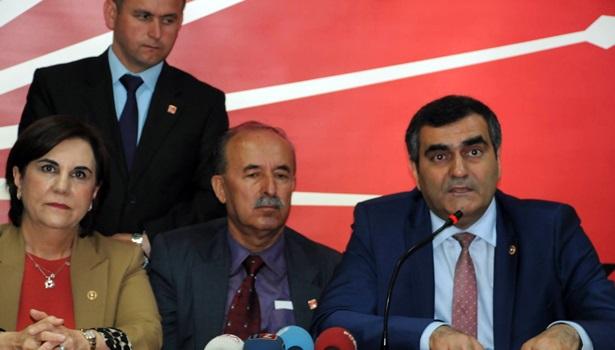 CHP Eskişehir Milletvekili Uusluer  Zonguldak'ta gündemi değerlendirdi