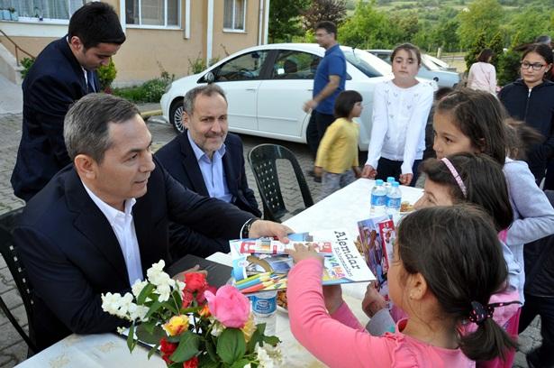 Başkan Uysal,TOKİ konutlarında İncelemede bulundu