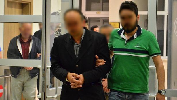 Operasyonda mahkemeye sevk edilen 19 şüpheliden 8´i tutuklandı