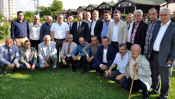 Başkan Uysal'dan 23 Yöresel Eve gezi