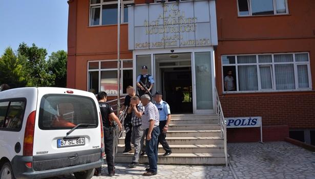 Sahte bilezik çetesinin üyeleri tutuklandı