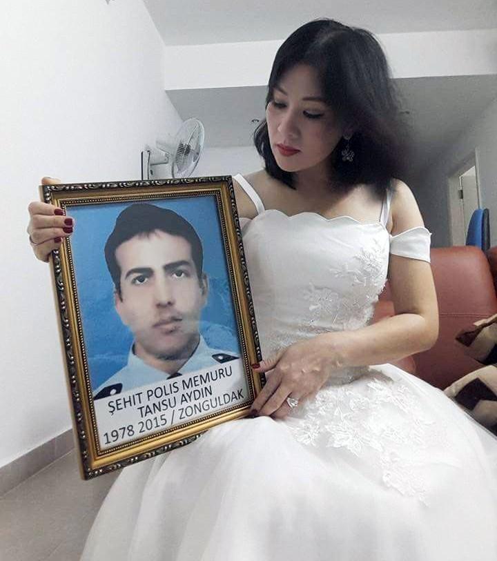 Vietnamlı şehit eşinden maaş bağlanmamasına tepki