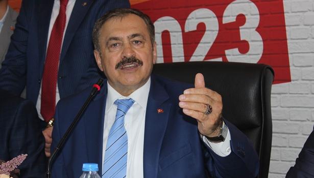 Bakan Eroğlu, 298 milyon TL yatırım müjdesi ile geliyor