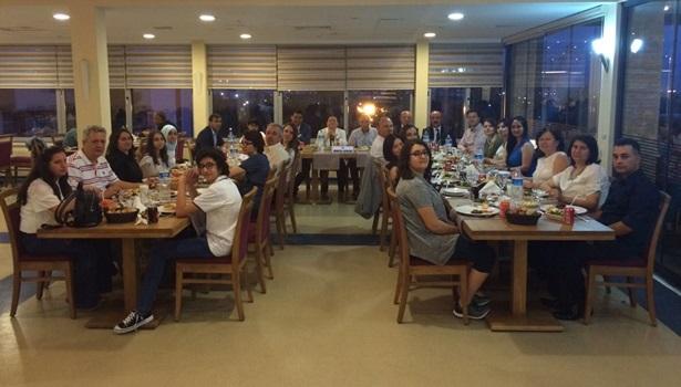 Çataklı´dan,TEOG birincisi Öğrencilere kutlama yemeği