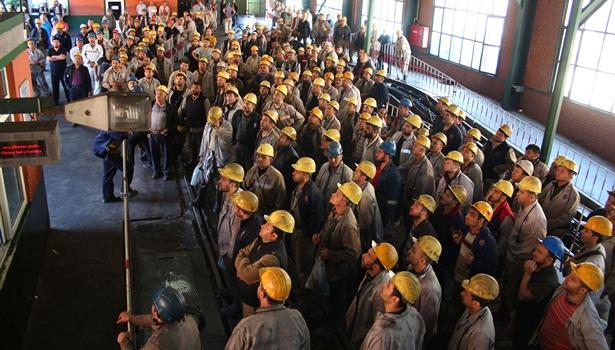 Madenciler sesini yükseltecek
