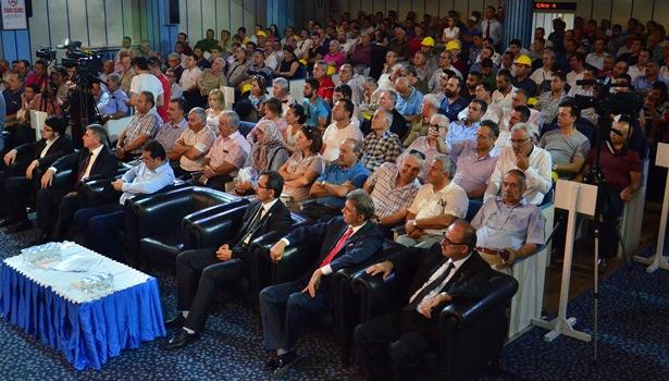 Panelde, Zonguldak kömür havzasının tarihi ve bugünü anlatıldı