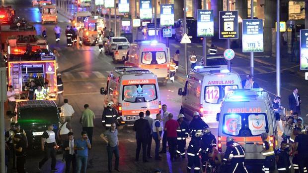 Vali açıkladı,28 ölü,60´a yakın yaralı