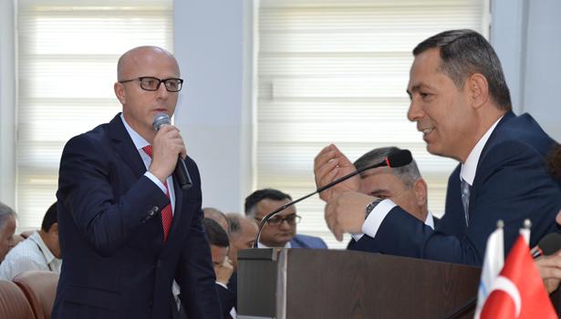 Yazıcıoğlu,Tüm Esnaf adına teşekkür etti