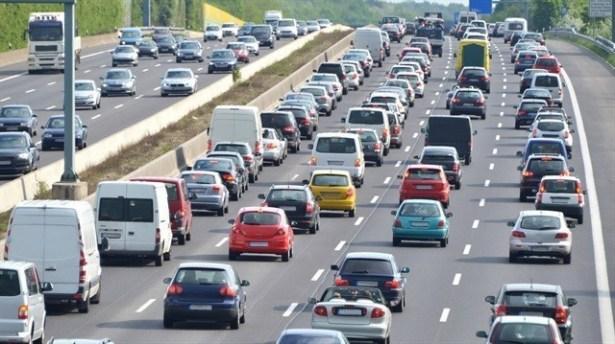 Zonguldak'ta 141 bin 329 kayıtlı araç var