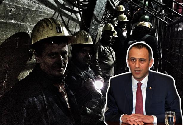 Zonguldak'ın beklediği Bakan oluru yazısı TTK'ya ulaştı