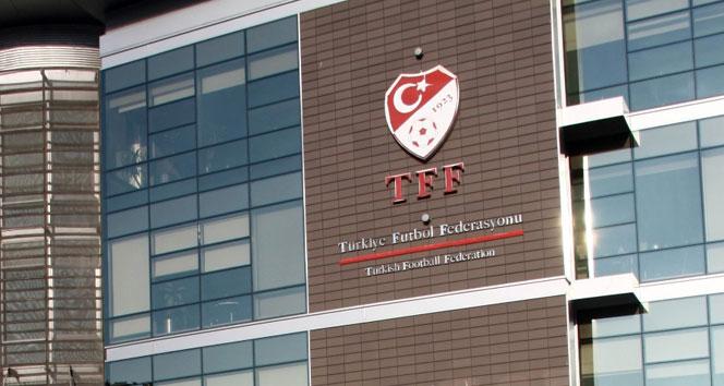 TFF'de tüm kurullar istifa etti!