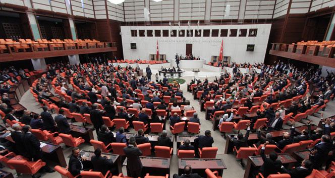 Torba kanun tasarısı TBMM Genel Kurulu'nda kabul edildi