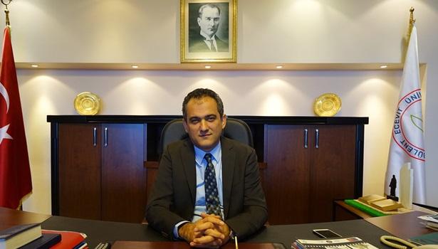 Rektör Özer, saldırıyı kınadı