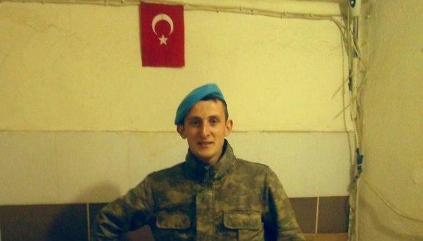 Zonguldaklı asker Hakkari'de yaralandı