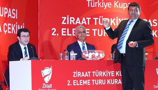 Ziraat Türkiye Kupası´nda Kömürspor´un rakibi belli oldu