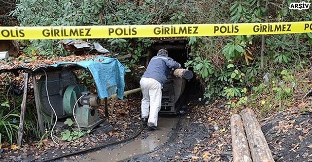 Kaçak madenler onlarca işçiye mezar oldu
