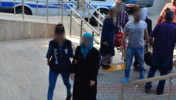 ´FETÖ´ soruşturmasında, 72 günde 351 kişi tutuklandı