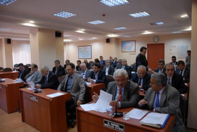 il Genel Meclisi toplanacak