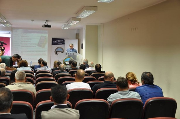 SGK alacakları ile ilgili ZTSO´da bilgilendirme toplantısı düzenlendi