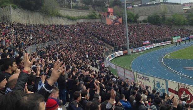 Kömürspor  Konya Anadolu Selçukspor´u mağlup etti