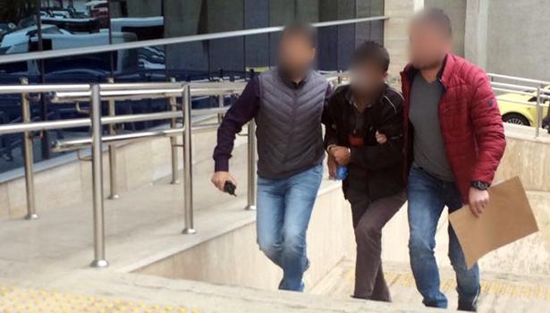 14 yıl kesinleşmiş hapis cezası bulunan firari gizlendiği barınakta yakalandı