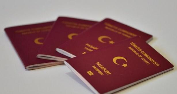 Pasaportta ´Parmak izi´ dönemi başlıyor