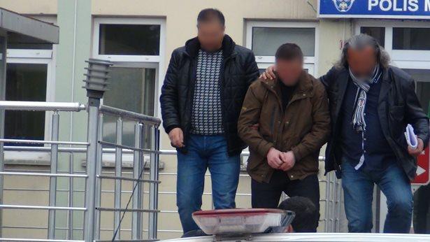 Ereğli´de hırsızlık zanlısı 1 kişi yakalandı