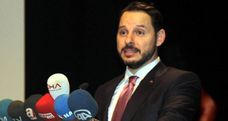 Albayrak, Enerji Bakanlığının çalışma ve projelerini anlattı
