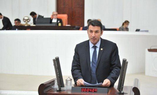 Ulupınar, madencilerin sorunlarını mecliste konuştu