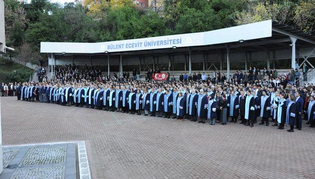 BEÜ´de, Gazi Mustafa Kemal Atatürk törenle anıldı