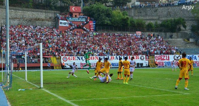 Kömürspor  Anadolu Üsküdar'ı 4' ledi