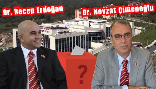 Erdoğan mı ? Çimenoğlu mu ?