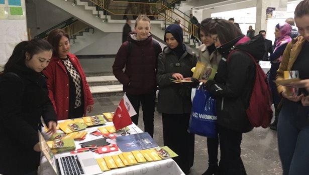 BEÜ Saraybosna'da öğrencilerle buluştu