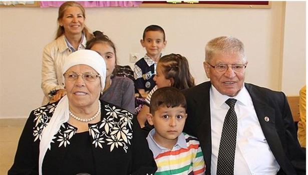 Öğrencilerin Kadir dedesi sonsuzluğa gitti