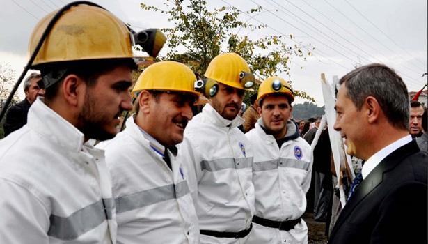 Başkan Uysal'ın Madenciler Günü´nü kutladı