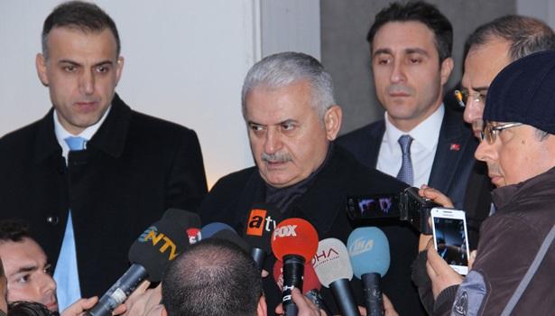 Başbakan Yıldırım'dan Kılıçdaroğlu'na referandum yanıtı