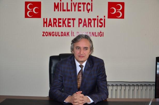 """Ayan: """"Türkiye'de böyle bir durum içerisinde ilk yaşanmıştır"""""""